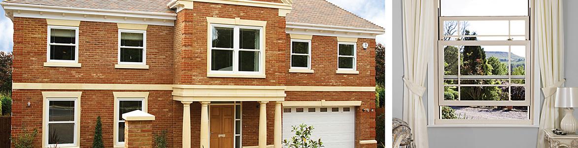 Classic Stamford - Sash window style