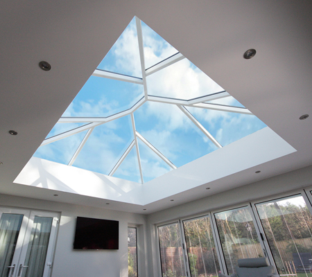 Roof Lanterns at Classic Stamford