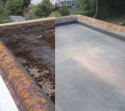 Say goodbye to leaky flat roofs