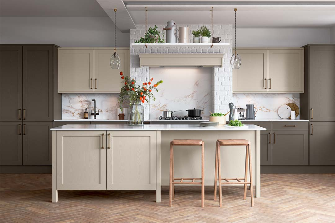 Shaker Kitchen Styles at Classic Stamford